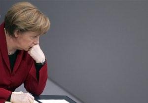 Меркель скептически отнеслась к статье Путина в немецкой прессе