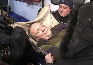 Избитый кандидат в президенты Беларуси нашелся в изоляторе КГБ