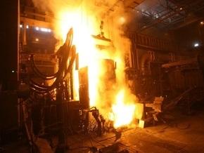 Производство стали в Украине в январе увеличилось на 6%