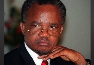 В Замбии скончался бывший президент Фредерик Чилуба