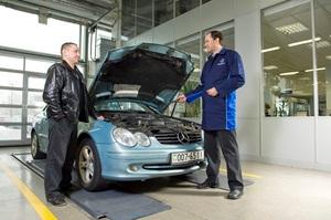 Премиум-сервис для всех поколений -  Mercedes-Benz