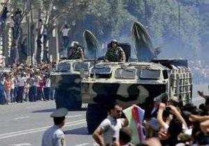 В Баку состоялся крупнейший за всю историю Азербайджана парад