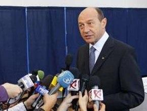 Румыны поддержали предложение президента реформировать парламент