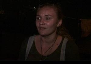 Штурм РОВД Святошино - Протест в Святошино: избитая девушка чувствует себя хорошо