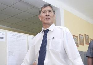 Еще один вице-премьер Кыргызстана подал в отставку
