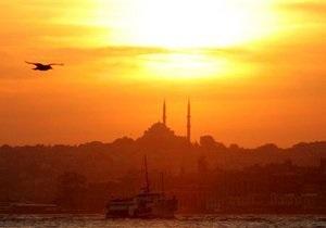 Турция построит канал между Черным и Мраморным морем
