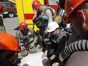 На донецкой шахте продолжаются поиски 4 горняков