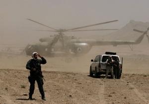 США могут выделить на подготовку афганской армии $16 млрд