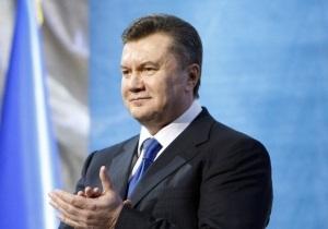 Янукович: Приоритетом для внутренних войск должно стать повышение боеспособности