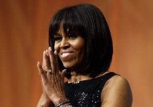 Барак Обама похвалил прическу жены - инаугурация барака обамы