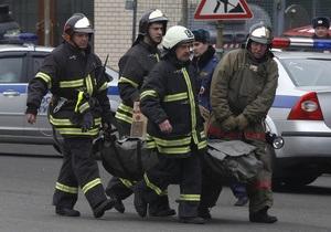 ФСБ установила личности организаторов и исполнителей терактов в московском метро