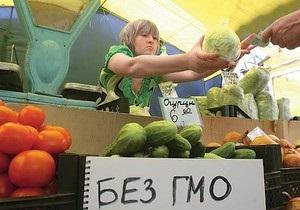 Рада ввела обязательную маркировку продукции по содержанию ГМО