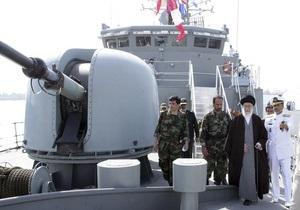 Иран направит военные корабли к морским границам США