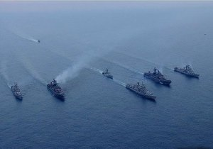 Корабли Тихоокеанского флота РФ прибыли к берегам Сомали для борьбы с пиратами
