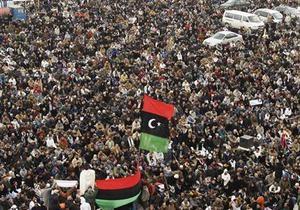 В Ливии создали оппозиционное правительство