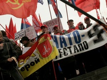 Приезд Схеффера спровоцировал акции протеста в Киеве
