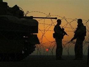 Британия начала вывод войск из Ирака
