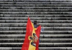 Безработица в Испании выросла до максимума с 1976 года