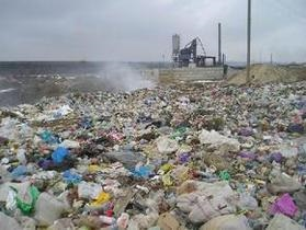 Недалеко от Ровно началось строительство мусороперерабатывающего завода