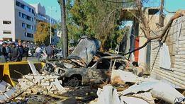 ТВ Сирии: в Дамаске у силовых ведомств устроены взрывы