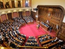 Сербский парламент остался без спикера