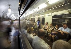 В Москве начались съемки фильма о катастрофе в метро