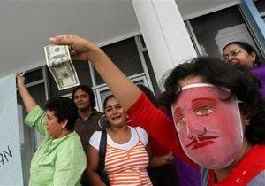 Парламент запретил рекламу с указанием цен в валюте