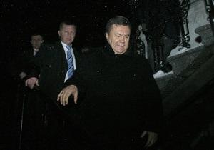 Янукович ответил Тимошенко по поводу теледебатов