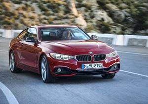 BMW официально представила купе четвертой серии