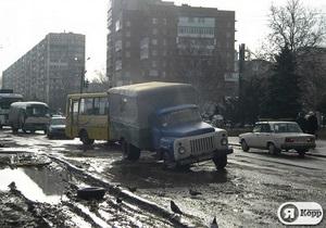 Новости Киева - дороги - ремонт дорог - ГАИ Киева предупреждает водителей о ремонте дорог 23-24 февраля