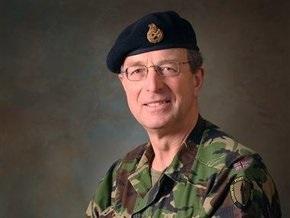 Новый командующий британской армией официально вступил в должность
