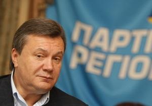Повышение соцстандартов: Янукович обозвал Тимошенко базарной бабой