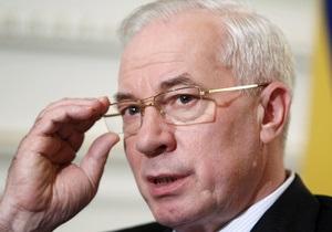 Азаров планирует влить в экономику Украины 100 миллиардов