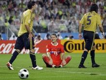 Евро-2008: Испанская осада российских ворот