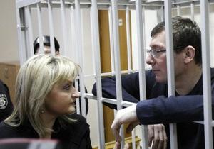 Жена Луценко заявила, что не желает уходить в политику