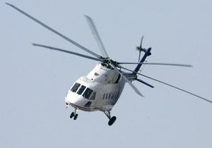 В России второй за день вертолет потерпел крушение, два пассажира погибли