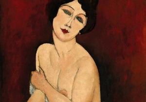 На аукционе Sotheby s установлен новый рекорд цены на работы Модильяни