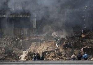 В здании налоговой службы в Техасе, куда врезался самолет, найдены тела двух погибших