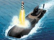 Россия осуществила пуск баллистической ракеты с атомной подлодки