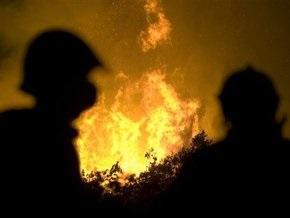 В России горит склад с боеприпасами: трое пострадавших