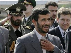 Ахмадинеджад: Иран не сотрудничает с КНДР в ядерной сфере