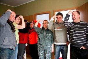 Киевский клуб львов помогает детям улиц