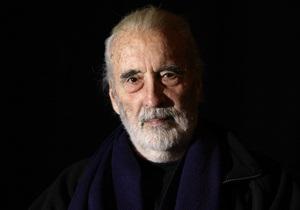 Звезда фильма Властелин колец к своему 91-летию выпустит хэви-метал альбом