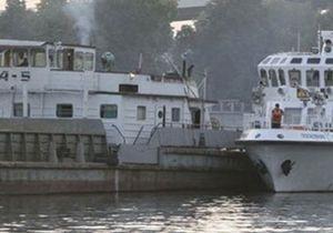 Крушение катера на Москве-реке: столкновение, предварительно, произошло по вине баржи