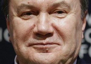 Янукович намерен выступить в Раде осенью