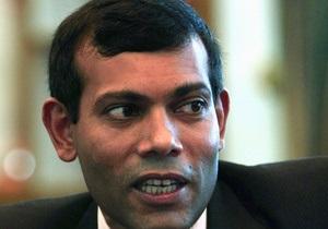 На Мальдивах без объяснения причин арестовали экс-президента