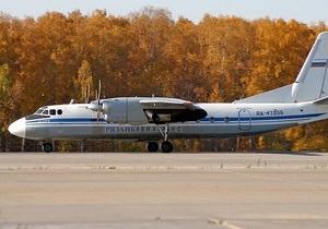 Медведев предложил вывести из эксплуатации самолеты Ан-24