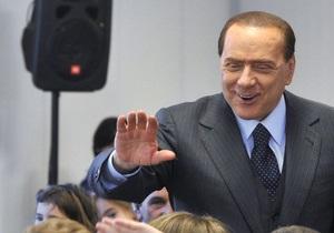 В прошлом году Берлускони заработал более 23 млн евро