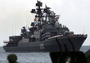 Соратник Януковича готов позвать в Украину еще один иностранный флот - СМИ