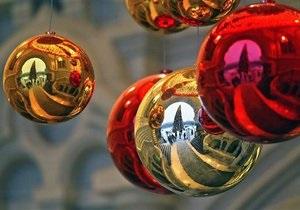 Опрос: Большинство украинцев будут встречать Новый год дома
